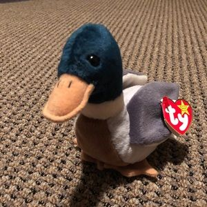 Ty Jake the duck 1997-RARE